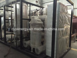 Kälteerzeugende Flüssigkeit-Argon-/Sauerstoff-/Stickstoff-Plombe Schiene-Eingehangen