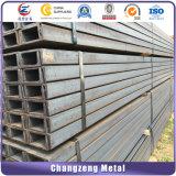 Estruturas de Aço Laminados a quente na barra de canais (T235)
