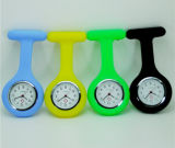 Vigilanza materiale del silicone con la vigilanza multipla del braccialetto di colore per la cassa della lega dell'infermiera