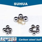 Bola de acero con poco carbono de la alta calidad 3/16 de la fábrica de China ''