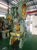 Máquina de perfuração elétrica do furo da máquina da imprensa de potência mecânica de J23 100t para a venda quente