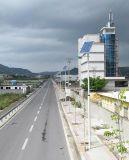 Rue lumière solaire 21W pour les projets de Village