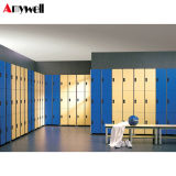 Hot Sale stratifié Salle de Gym Sports de stockage compact HPL Locker