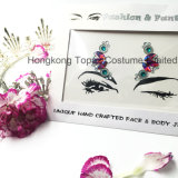Китай поставщик профессиональных кожу безопасный Новый год глаз наклейки органа ювелирных изделий с Tatto наклейки (E23)
