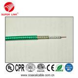 Coaxiale Kabel van het Koper van 100% de Naakte 7c2v Rg11