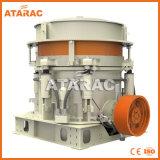 Facilmente frantoio idraulico pluricilindrico del cono di Hpy di manutenzione per il macchinario edile
