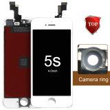 Мобильный телефон LCD Tianma Longteng качества AAA для экрана касания iPhone 5s с рамкой