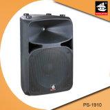 10 Zoll PROpa-Systems-Plastik-DJ-im Freien passiver Lautsprecher PS-1910