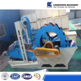 Sand, der Maschinen-Hersteller wäscht und aufbereitet