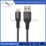電光ケーブル、充電器ケーブル3FT USB Syncingへの6FTおよびiPhone X/8/8 Plus/7/7 Plus/6/6 Plus/6s/6s Plus/5s/5cのための充満ケーブルデータナイロン編みこみのコード