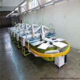 Итальянский Овальный 12 Цвет 42 Экран Station печатной машины
