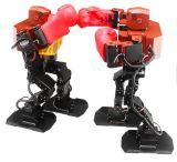 인간 모양 춤 로봇 권투 싸움 로봇 두 배 다리가 있는 음성 MP3는 크리스마스 선물 17 자유도를 초월한다