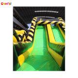 Tóxico Carrera de Obstáculos inflables inflables gigantes obstáculo túnel para adultos
