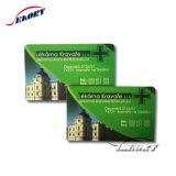 Carte de membre de l'Hôtel/Spa Carte VIP/supermarché Carte de fidélité avec une haute qualité