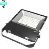 屋外LED軽いIP65黒いSMDはLEDの洪水ライトを細くする