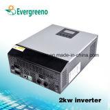 MPPT outre de l'inverseur solaire 2000W 3000W 5000W 10kw de relation étroite de réseau/cerceau