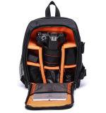 La mode Custom noir en nylon imperméable sac à dos Sac de l'appareil photo appareil photo numérique