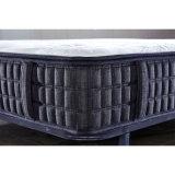 Colchón plano de la espuma de Compressedmemory del resorte de Bonnell con muebles del dormitorio