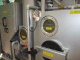 Máquina automática por completo cerrada de la limpieza en seco del lavadero