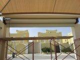 Accueil l'extérieur de la fenêtre d'aluminium métal rolling shutter