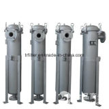 Bolsa de acero inoxidable de lubricación de aceite la caja del filtro