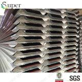 Comitati del tetto del panino del poliuretano con spessore di 20mm
