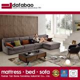 Muebles de Salón Moderno diseño sofá de tela (G7606A)