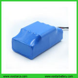 10s2p Li Ion 18650 36V 4.4Ah Hoverboard Pack de batterie au lithium-ion
