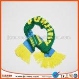 100% полиакрил профессионального футбола шарфа вентилятора