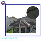 Building Roofing of material Stone Coated bond Roof Tile