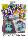 Juguetes divertidos calientes de los animales de DIY