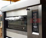 Brûleur à gaz automatique commercial de traitement au four de pain pour le four de pizza (ZMC-204M)