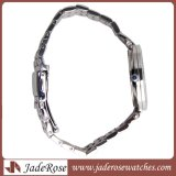 上のブランドの贅沢なステンレス鋼の防水女性の腕時計