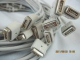 Reparar la cuerda para el cargador 45W 60W 85W de Apple MacBook con la culata en T de Magsafe