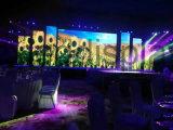 P4 SMD屋内大きいLED表示フルカラーの広告LEDパネル・ディスプレイ