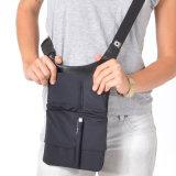 Saco resistente da cintura do bloco de Fanny do ombro do saco do estilingue da tabuleta da água para diário