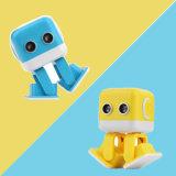 Contrôle de l'app Téléphone mobile de marcher en parlant de la musique de danse du robot de divertissement pour les enfants