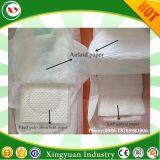 生理用ナプキンのためのロール空気すの目入り紙のNonwoven原料