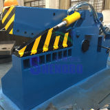 Cesoie automatiche idrauliche del coccodrillo del tondo per cemento armato