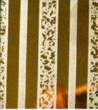 Strato dell'acciaio inossidabile di colore di PVD
