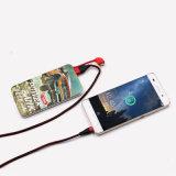 Выдвиженческий подгонянный крен силы печатание 3D для Smartphone