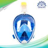 Маски подводной маски подныривания полной стороны тумана Scuba анти- Snorkeling установленные дыхательные безопасные и водоустойчивые