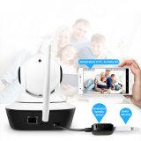 P2P Caméra IP CCTV Maison de la sécurité sans fil Pan/Tilt