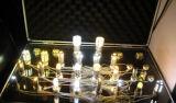 Ampoule en cristal de silicones en gros de 2.5W SMD DEL