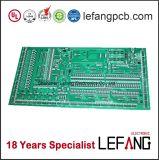 Изготовление платы с печатным монтажом PCB поверхностного покрытия HASL