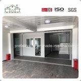 Contenedores modulares prefabricadas de alta calidad el edificio de oficinas