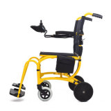 Livro Verde Pedel barato cadeira dobrável eléctrico 24V 250W para pessoas com deficiência