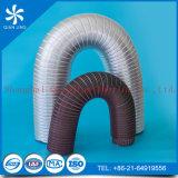マスターの流れの適用範囲が広いアルミニウム管6のインチ25FTの半硬式のダクティング