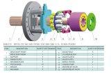 Komatsu 유압 피스톤 펌프는 Hpv35/55/90/150 예비 품목을 분해한다