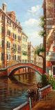 Venecia clásico paisaje Óleo sobre tela